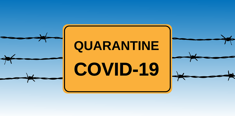 COVID-19,Corona, Quarantäne